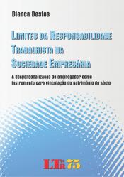 LIMITES DA RESPONSABILIDADE TRABALHISTA NA SOCIEDADE EMPRESARIA - A DESPERS - 1