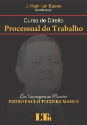 CURSO DE DIREITO PROCESSUAL DO TRABALHO - 1