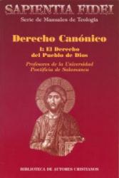 DERECHO CANONICO I - EL DERECHO DEL PUEBLO DE DIOS