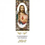 CALENDÁRIO MARCA PÁGINA 2018 - SAGRADO CORAÇÃO DE JESUS