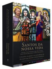 SANTOS DA NOSSA VIDA - BOX