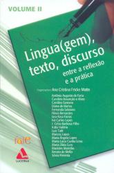 LINGUAGEM TEXTO DISCURSO - VOLUME 02