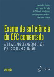 EXAME DE SUFICIÊNCIA CFC COMENTADO