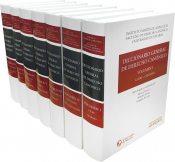DICCIONARIO GENERAL DE DERECHO CANONICO - 7 VOLUMES