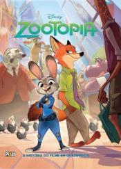 ZOOTOPIA - A HISTÓRIA DO FILME EM QUADRINHOS