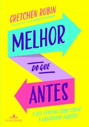 MELHOR DO QUE ANTES