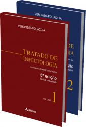TRATADO DE INFECTOLOGIA - 2 VOLUMES