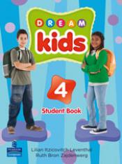 DREAM KIDS 4 STUDENT BOOK