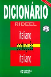 DICIONARIO RIDEEL ITALIANO/PORTUGUES/ITALIANO