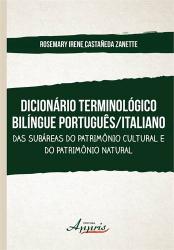 DICIONARIO TERMINOLOGICO BILINGUE PORTUGUES-ITALIANO - DAS SUBAREAS DO PATR