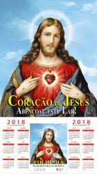 FOLHINHA S. C. JESUS 2018