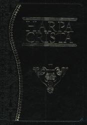 HARPA CRISTÃ - LUXO GRANDE - PRETA
