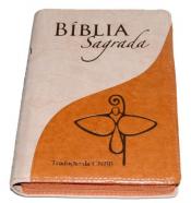 BIBLIA SAGRADA TRADUCAO DA CNBB ZIPER LUXO CNBB