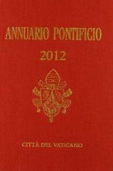 ANNUARIO PONTIFICIO 2012 - 1ª