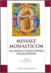 MISSALE MONASTICUM - SECUNDUM CONSUETUDINEM VALLISUMBROSAE - 1