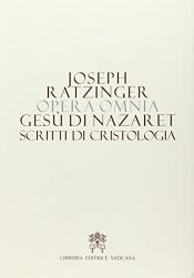 OPERA OMNIA DI JOSEPH RATZINGER - VOL 6/2 - GESU DI NAZARET