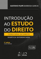 INTRODUÇÃO AO ESTUDO DO DIREITO - TEORIA GERAL DO DIREITO, DIDÁTICA DIFERENCIADA