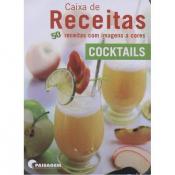 CAIXA DE RECEITAS - COCKTAILS