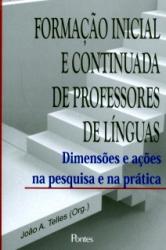 FORMACAO INICIAL E CONTINUADA DE PROFESSORES DE LINGUAS
