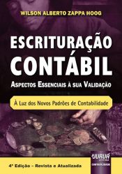 ESCRITURACAO CONTABIL - ASPECTOS ESSENCIAIS A SUA VALIDACAO - A LUZ DOS NOV - 4