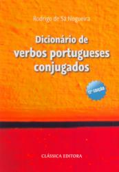 DICIONARIOS DE VERBOS PORTUGUESES CONJUGADOS