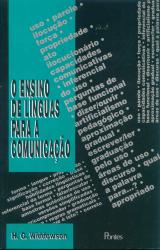 ENSINO DE LINGUAS PARA A COMUNICACAO, O