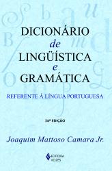 DICIONÁRIO DE LINGUÍSTICA E GRAMÁTICA