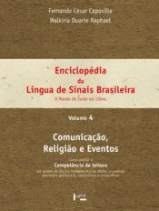 ENCICLOPEDIA DA LINGUA DE SINAIS BRASILEIRA - VOL.04