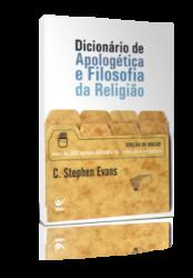 DICIONARIO DE APOLOGETICA E FILOSOFIA DA RELIGIAO - EDICAO DE BOLSO - 1ª
