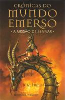 MISSÃO DE SENNAR, A - VOL. II - CRÓNICAS DO MUNDO EMERSO