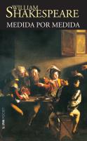 MEDIDA POR MEDIDA - Vol. 1039