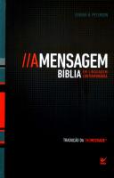 MENSAGEM, A - BIBLIA EM LINGUAGEM CONTEMPORANEA CAPA DURA
