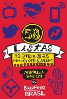 58 LISTAS (33 ÚTEIS & 25 NEM TÃO ÚTEIS ASSIM)