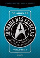 50 ANOS DE JORNADA NAS ESTRELAS - VOLUME 1