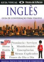 INGLES - GUIA DE CONVERSACAO PARA VIAGENS
