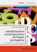 MINIDICIONÁRIO CONTEMPORÂNEO DA LÍNGUA PORTUGUESA