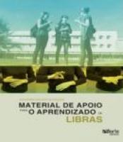 MATERIAL DE APOIO PARA O APRENDIZADO DE LIBRAS
