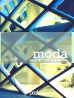 MODA - ARQUITECTURA CORPORATIVA