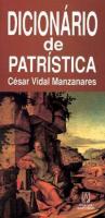 DICIONARIO DE PATRISTICA