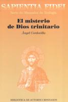 MISTERIO DE DIOS TRINITARIO
