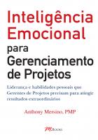 INTELIGENCIA EMOCIONAL PARA GERENCIAMENTO DE PROJETOS
