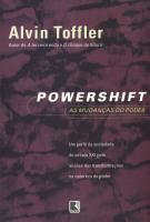 POWERSHIFT - AS MUDANCAS DO PODER
