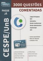 3000 QUESTÕES COMENTADAS - CESPE/UNB
