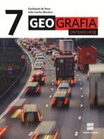 GEOGRAFIA ONTEM E HOJE - 7º Ano