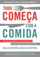 TUDO COMEÇA COM A COMIDA