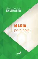 MARIA PARA HOJE