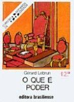 QUE E PODER, O - PRIMEIROS PASSOS - 14