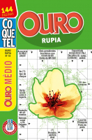 OURO RUPIA - OURO MÉDIO - Nº 18