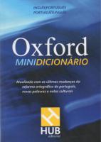 OXF MINIDICIONARIO-ING/PORT/PORT/ING-3E