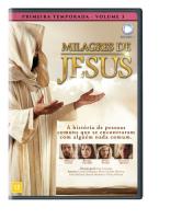 DVD MILAGRES DE JESUS - 1 TEMPORADA - VOLUME 03